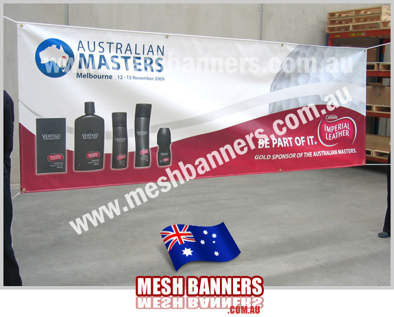 Event Sponsor Banners Eco Friendly Banners